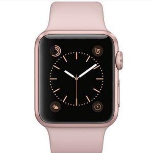 apple Accessories - Apple Watch Series 1 Pink